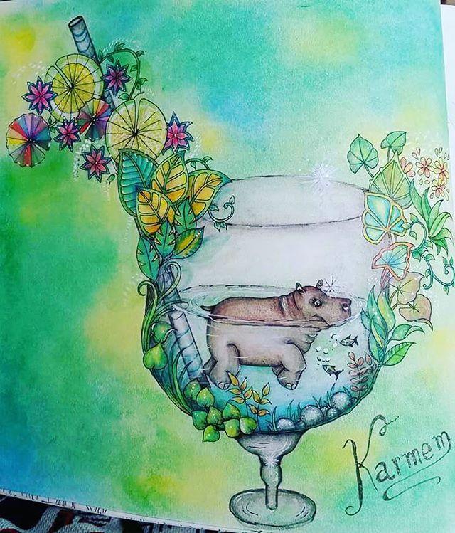 Красивые рисунки цветным карандашом - подборка (2)