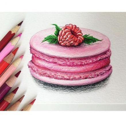 Красивые рисунки цветным карандашом - подборка (21)