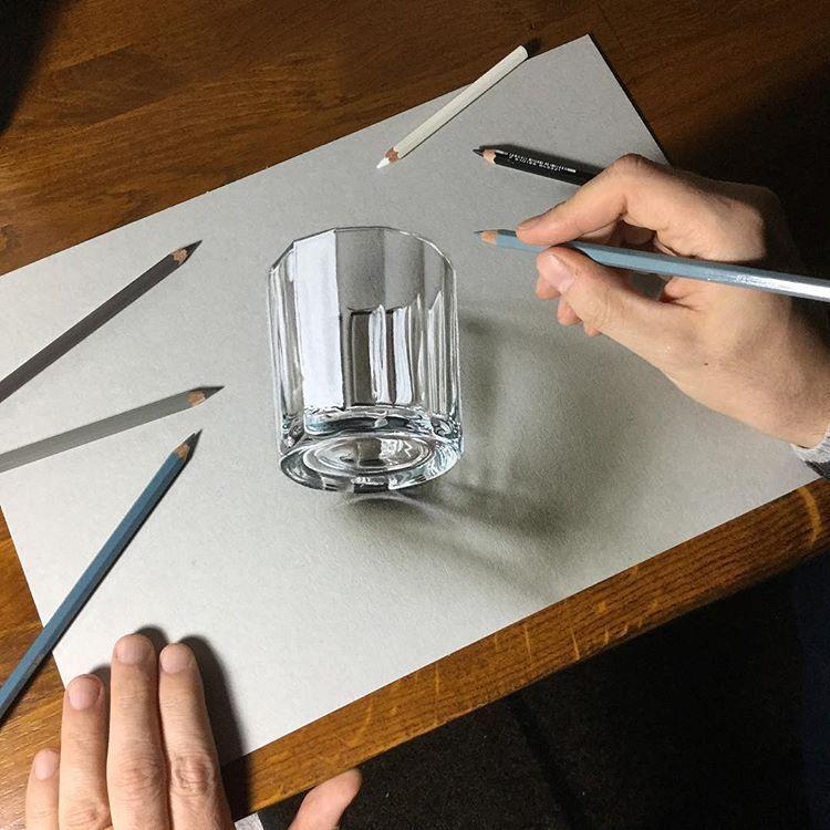 Красивые рисунки цветным карандашом - подборка (7)
