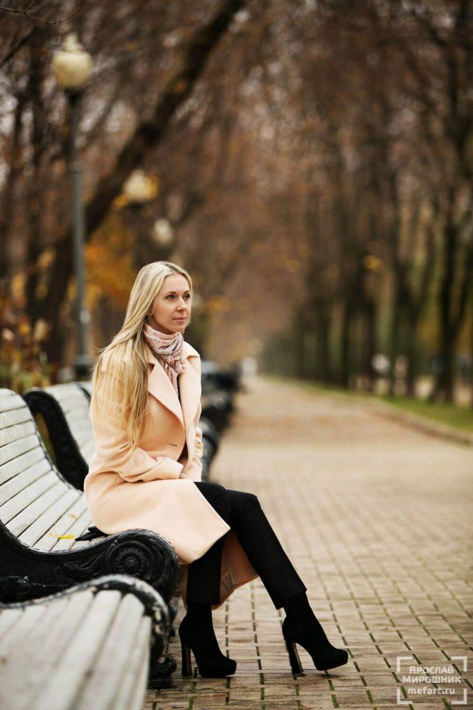Красивые фотосессии на улице для девушек - фото (18)
