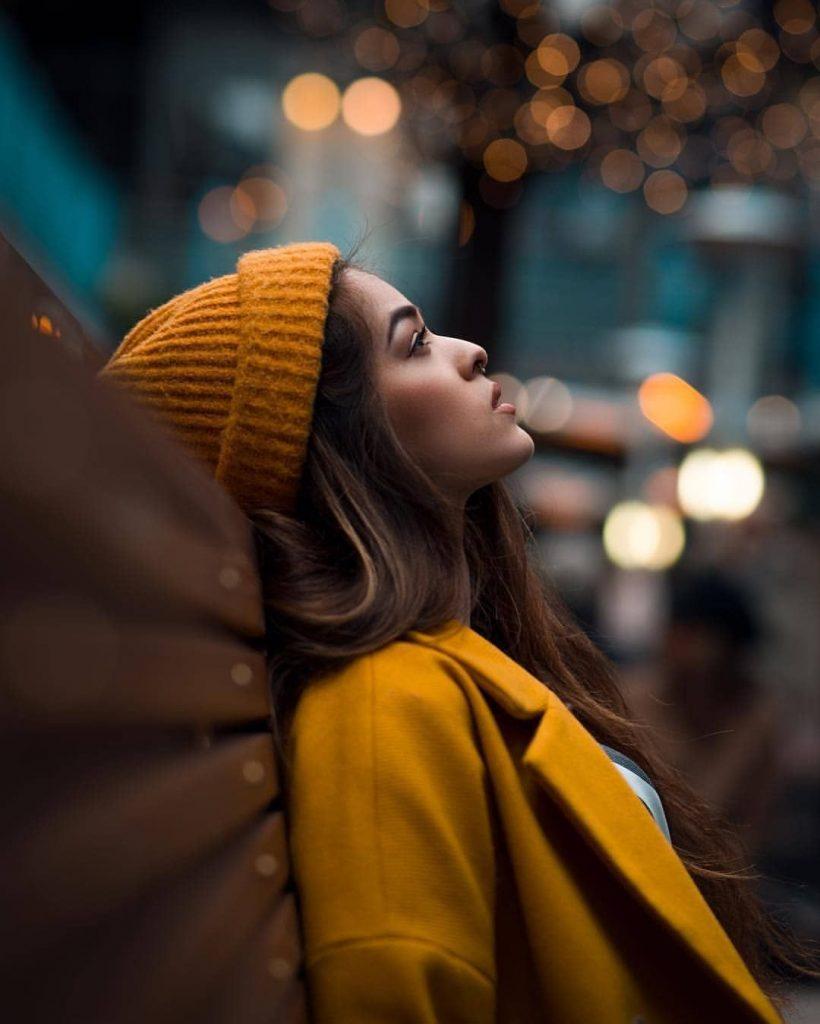 Красивые фотосессии на улице для девушек - фото (26)