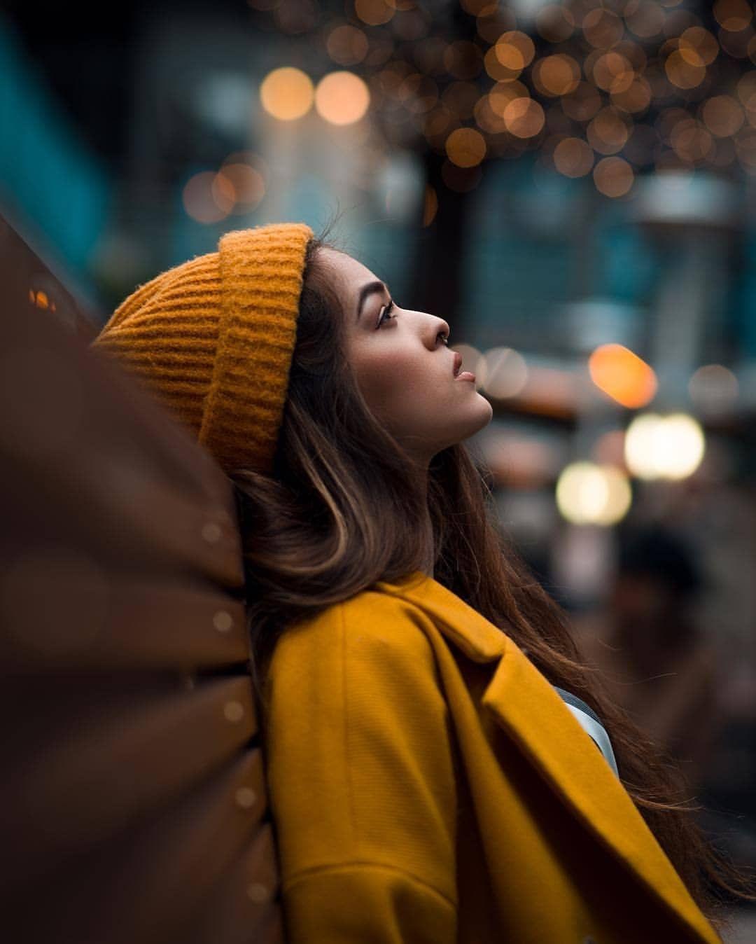 Красивые фотосессии на улице для девушек   фото (26)