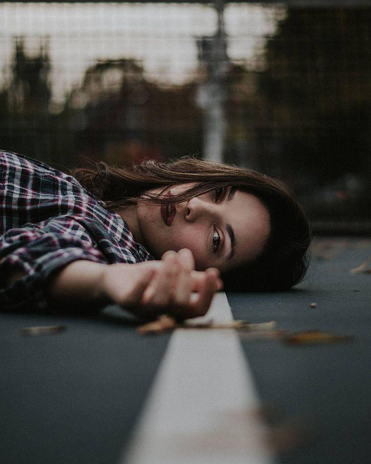 Красивые фотосессии на улице для девушек - фото (28)