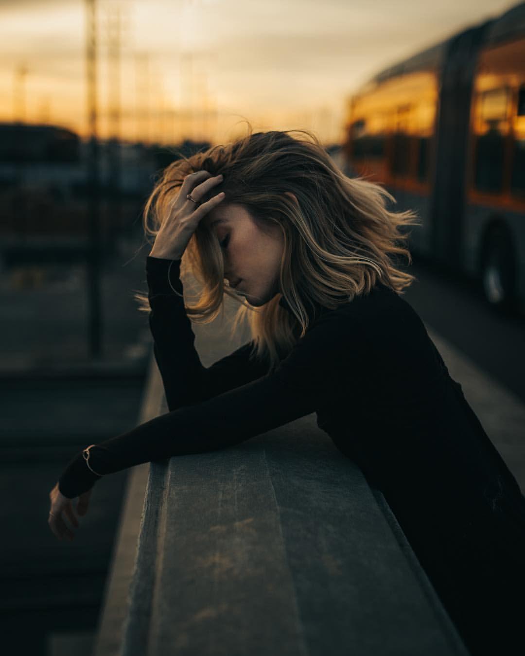 Красивые фотосессии на улице для девушек   фото (4)