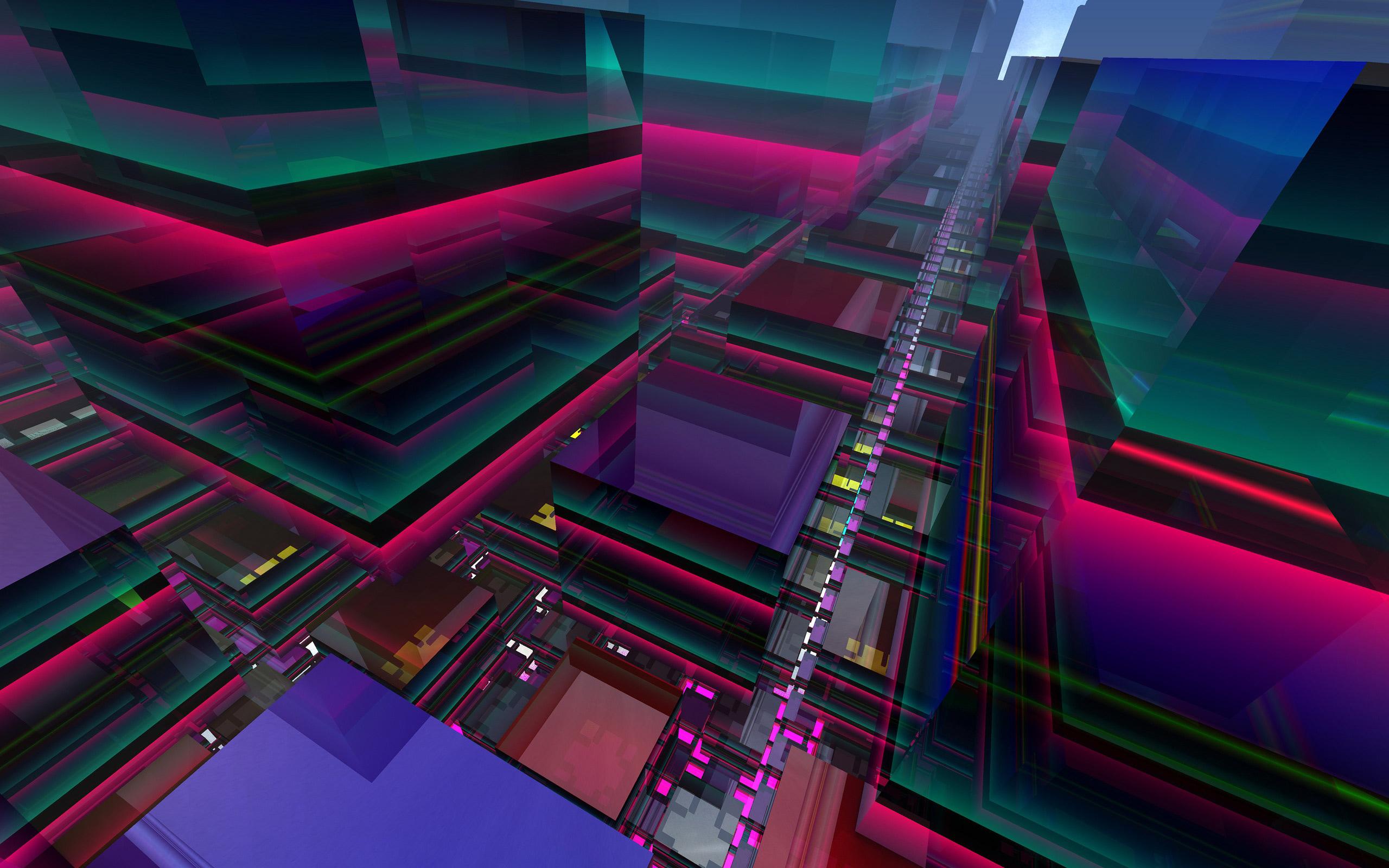 Красивые 3D картинки на рабочий стол на весь экран   подборка (12)