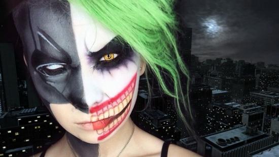 Кровавая Мэри макияж на Хэллоуин (11)