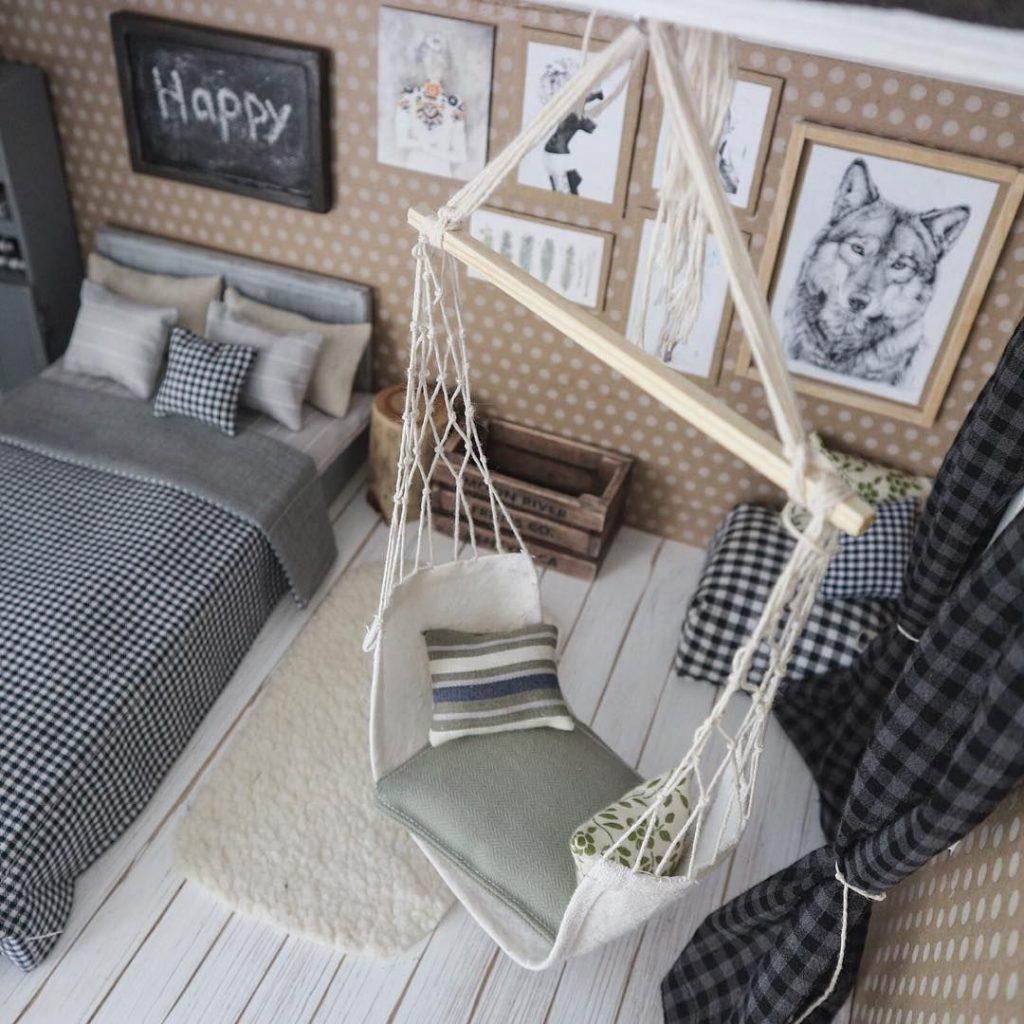 Кровать гамак фото - подборка (1)