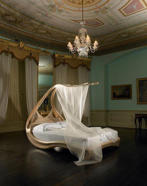 Кровать гамак фото - подборка (28)
