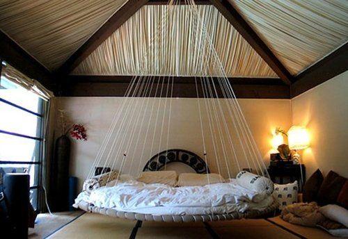 Кровать гамак фото - подборка (29)