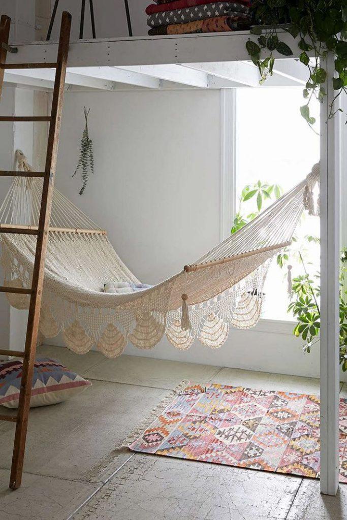 Кровать гамак фото - подборка (3)