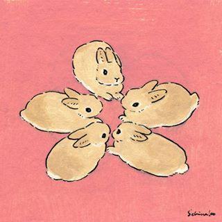 Кролик рисунок и картинки (8)