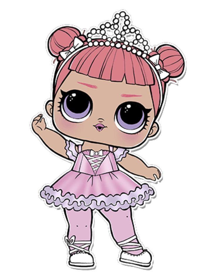 Кукла нарисованная картинка - подборка (15)