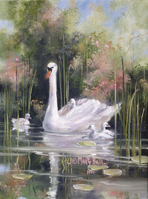 Лебеди красивые картинки и фото (17)