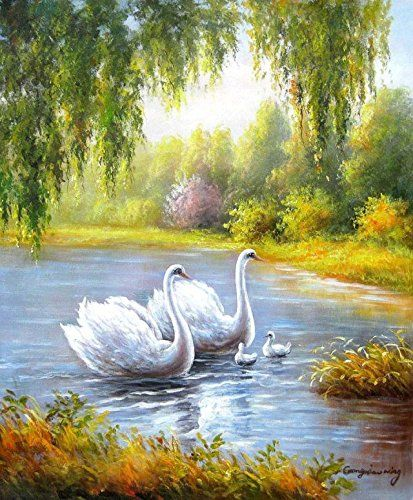 Лебеди красивые картинки и фото (20)