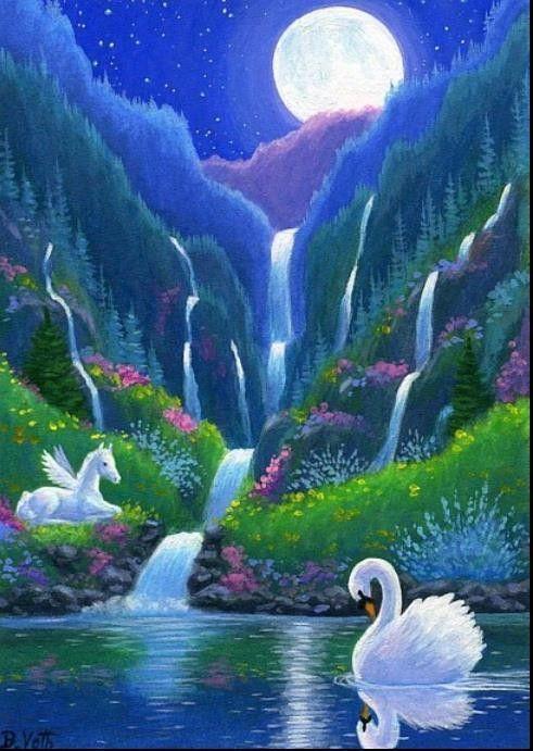 Лебеди красивые картинки и фото (26)