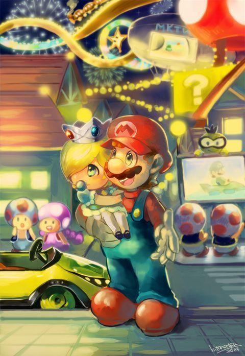 Марио пич - красивые картинки и фото (18)