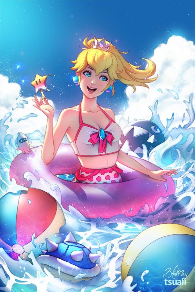 Марио пич - красивые картинки и фото (5)