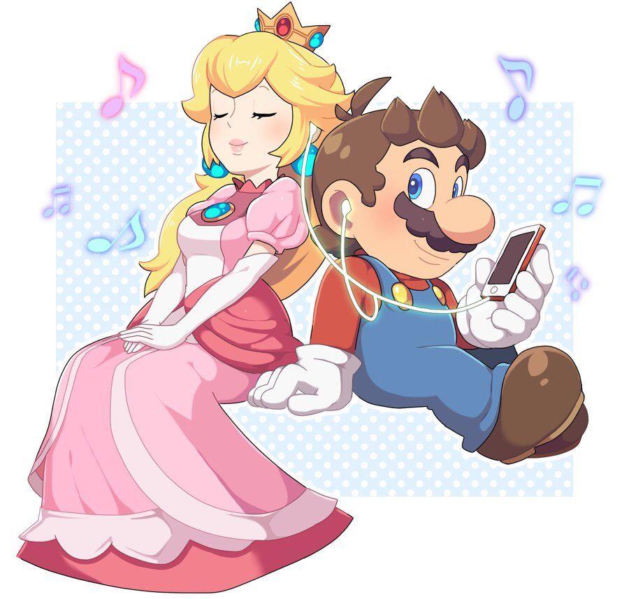 Марио пич - красивые картинки и фото (7)