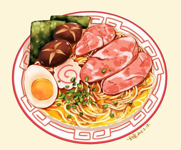 Нарисованные картинки еда и напитки (15)