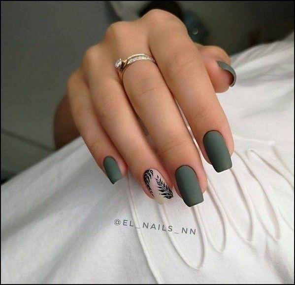 Ногти военные - красивые фото и идеи (1)