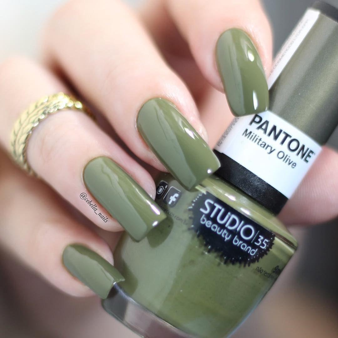 Ногти военные   красивые фото и идеи (14)