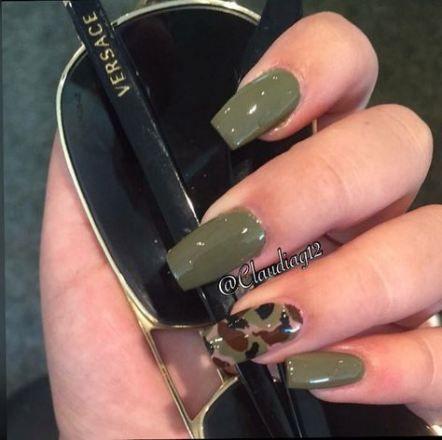 Ногти военные - красивые фото и идеи (7)
