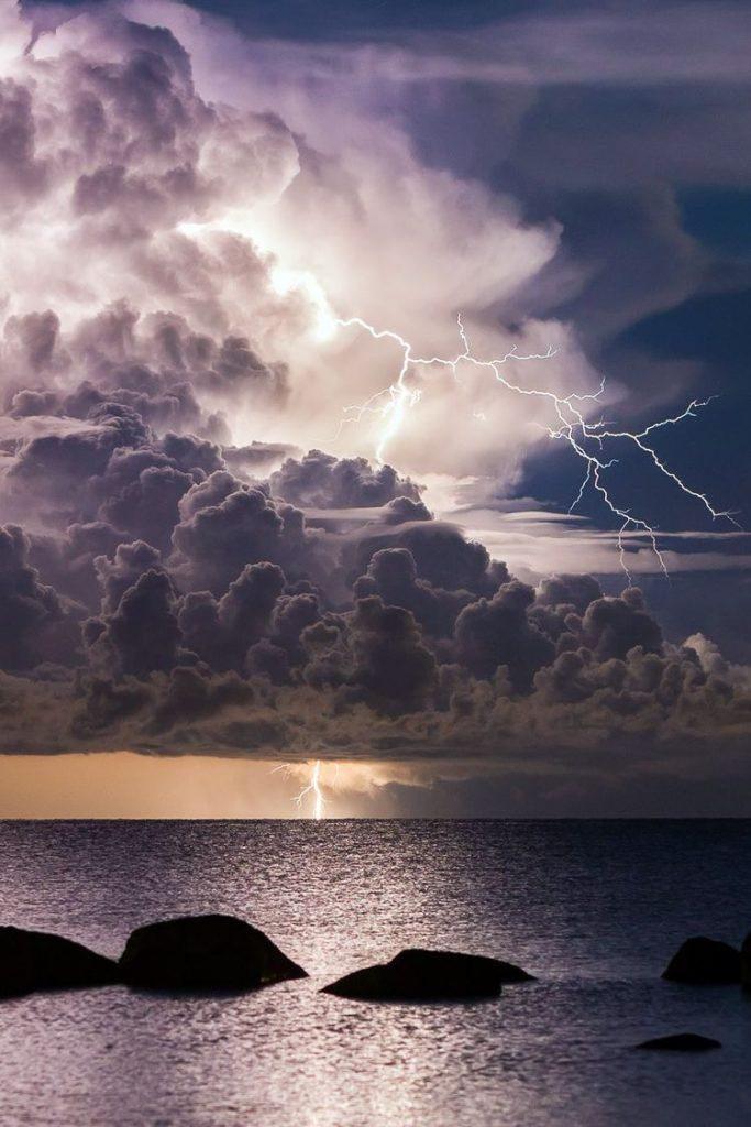 Ночь закат красивые фотографии - подборка (4)