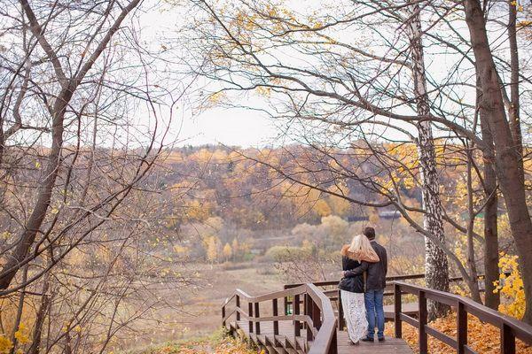 Осенняя семейная фотосессия на природе идеи и фото (19)