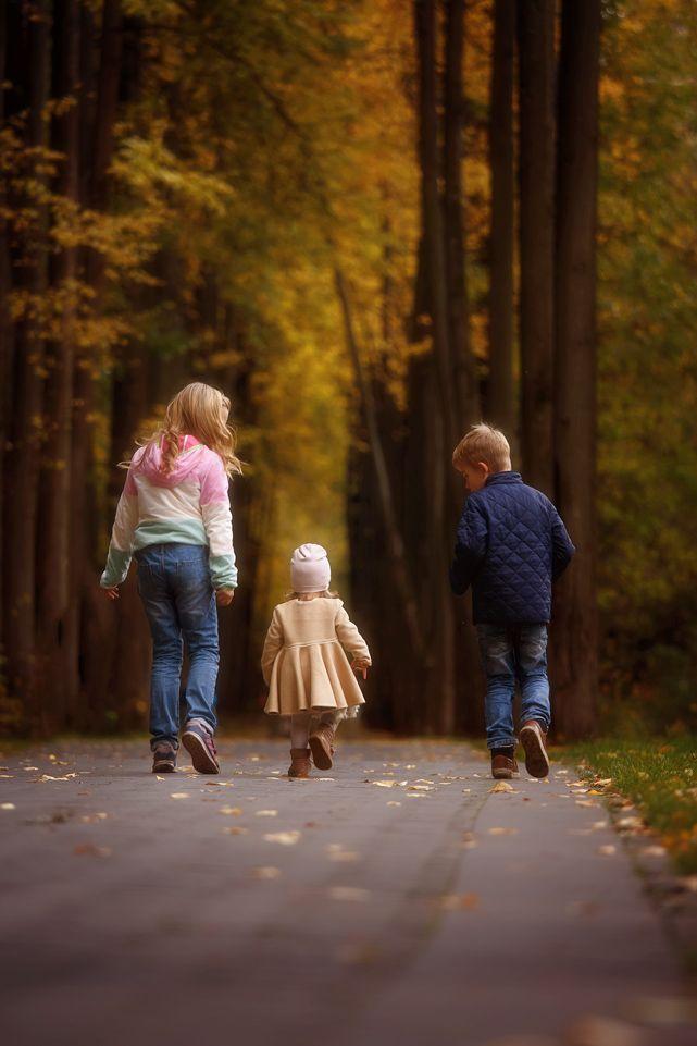 Осенняя семейная фотосессия на природе идеи и фото (23)