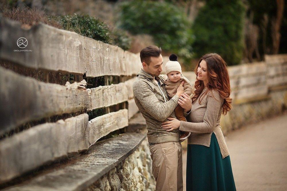 Осенняя семейная фотосессия на природе идеи и фото (9)