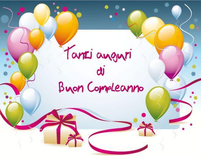 Поздравления на итальянском с днем рождения открытки