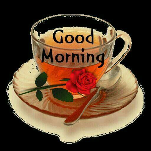 Пожелания с добрым утром любимой женщине в картинках (15)