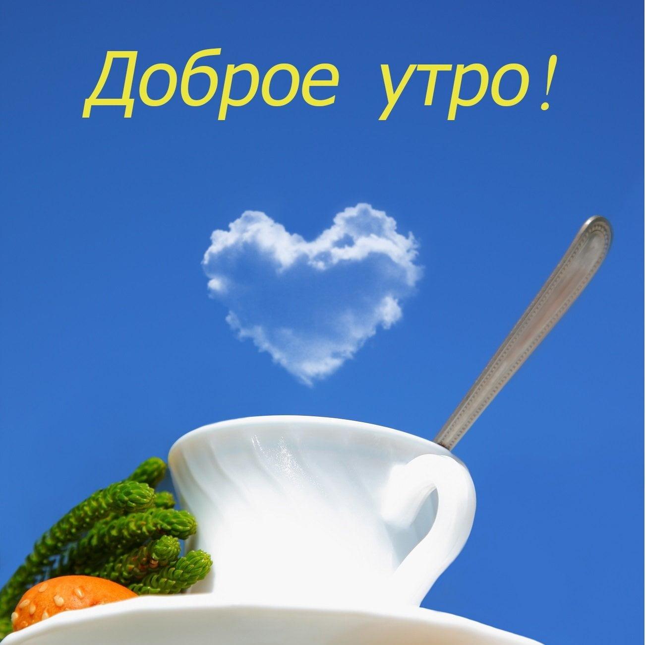 Позитивные картинки с добрым утром для поднятия настроения (19)