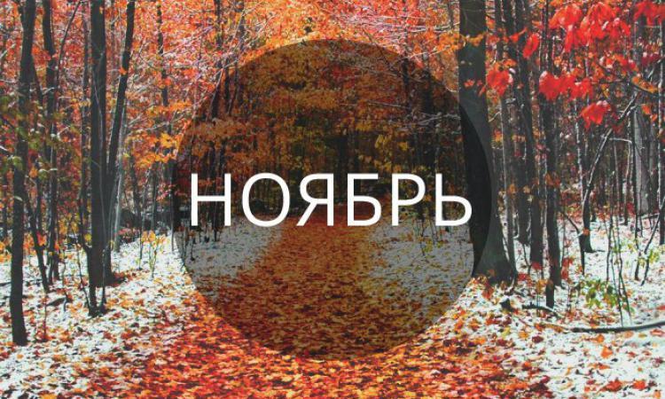 Прикольные и красивые картинки про Ноябрь (9)