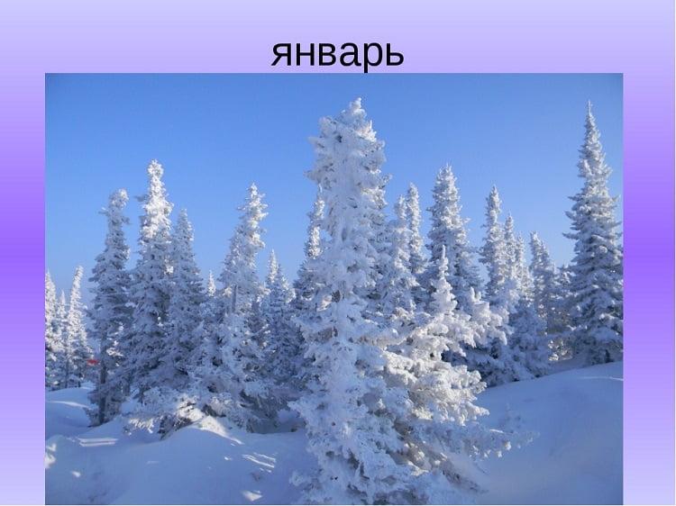 Прикольные и красивые картинки про Январь (11)