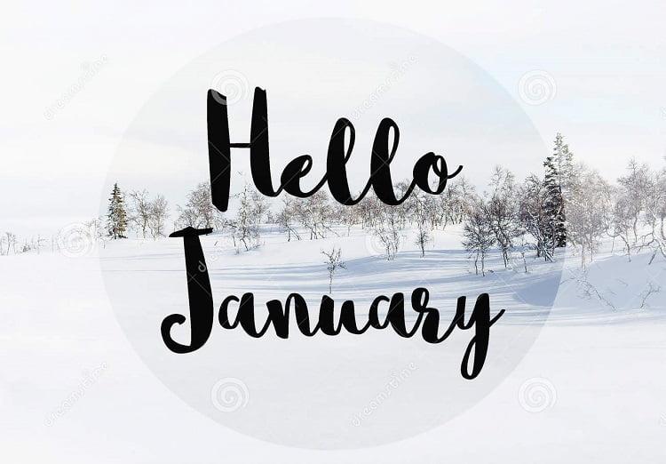 Прикольные и красивые картинки про Январь (16)