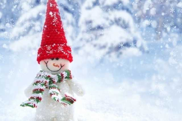 Прикольные и красивые картинки про декабрь (18)