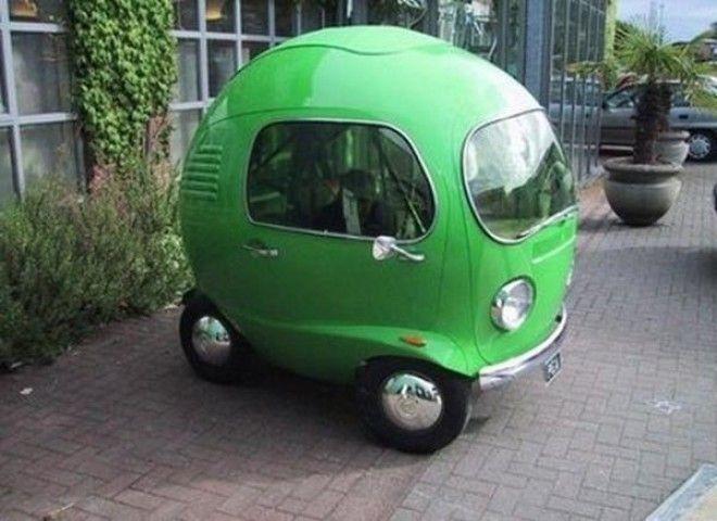 Прикольные картинки про автомобили - коллекция (10)