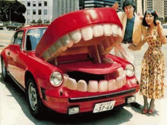 Прикольные картинки про автомобили - коллекция (7)