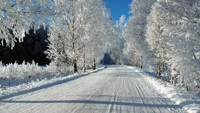 Прикольные картинки про зиму для взрослых и детей (16)