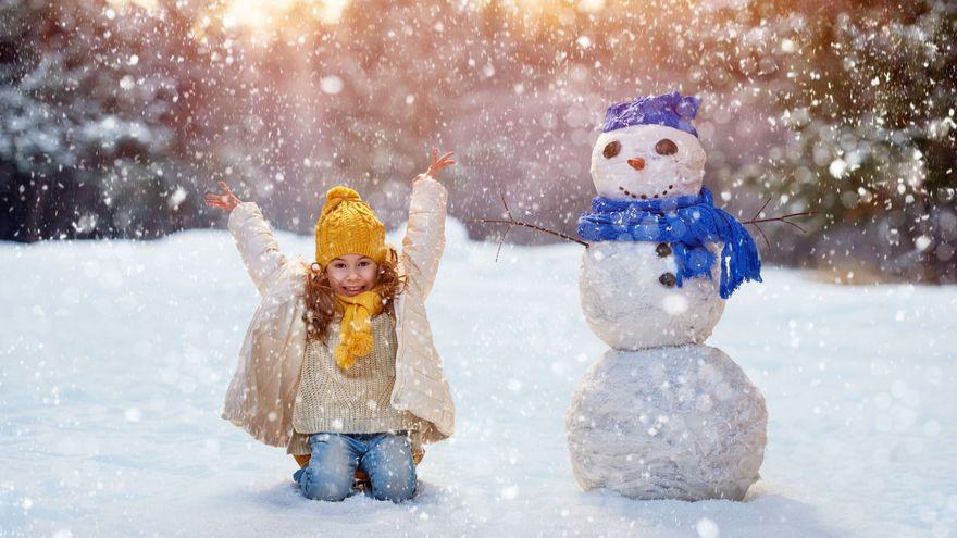 Прикольные картинки про зиму для взрослых и детей (3)