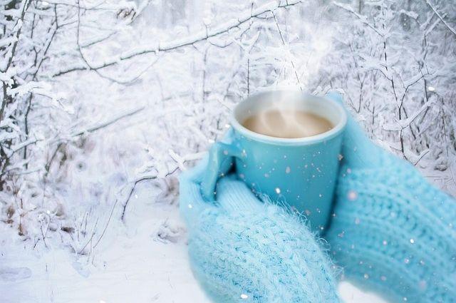 Прикольные картинки про зиму для взрослых и детей (4)