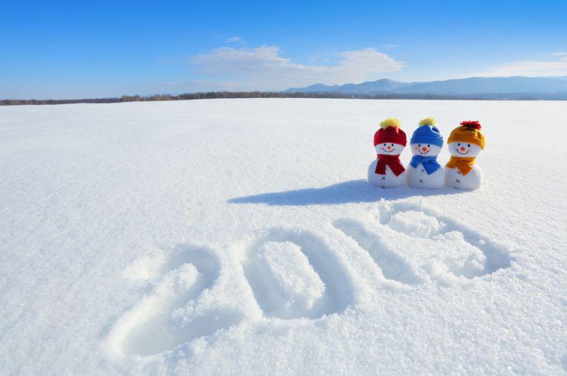 Прикольные картинки про зиму для взрослых и детей (6)