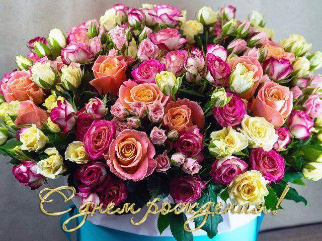 Прикольные открытки с поздравлением женщине с днем рождения (14)
