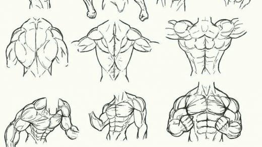 Прически парень аниме   сборка картинок (2)
