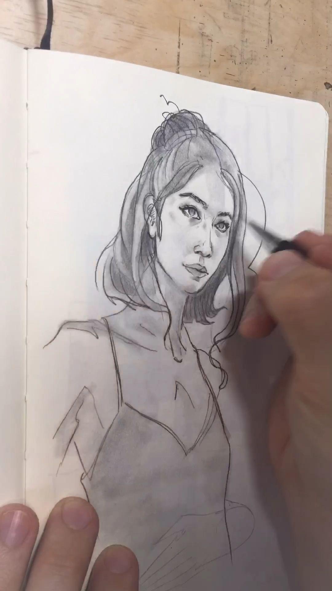 Рисунки карандашом Шуга (2)