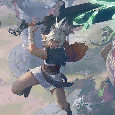 Рисунки League Of Legends (11)