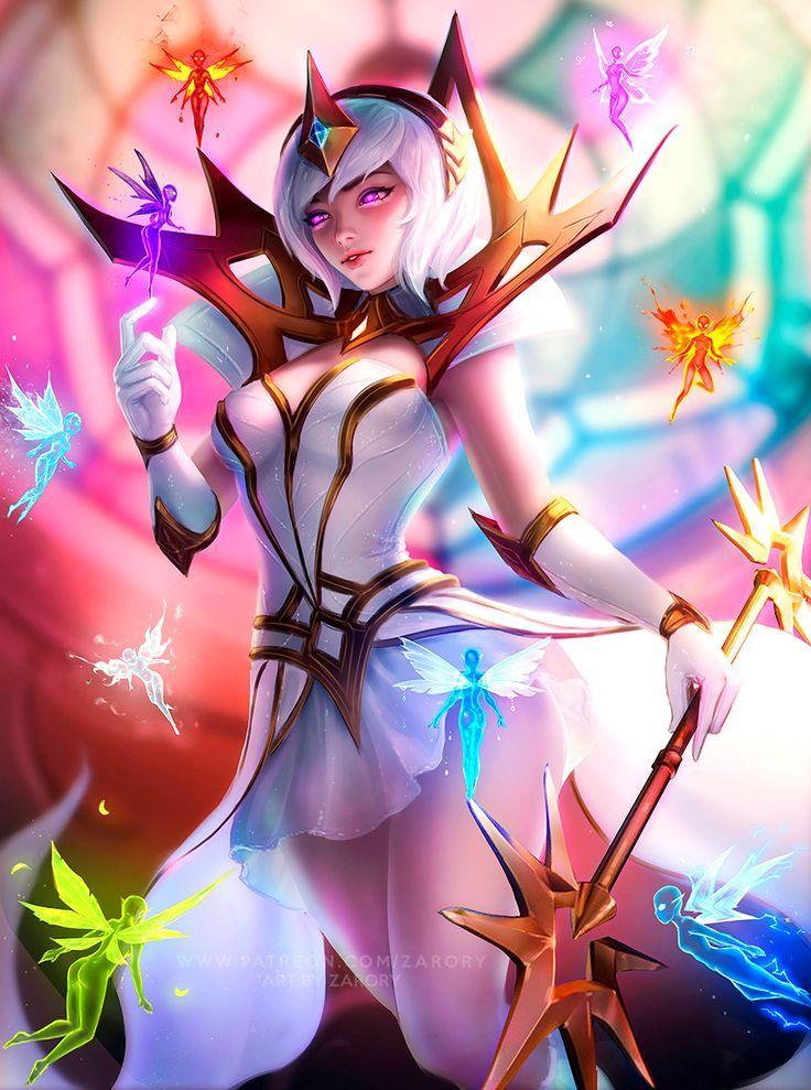 Рисунки League Of Legends (16)