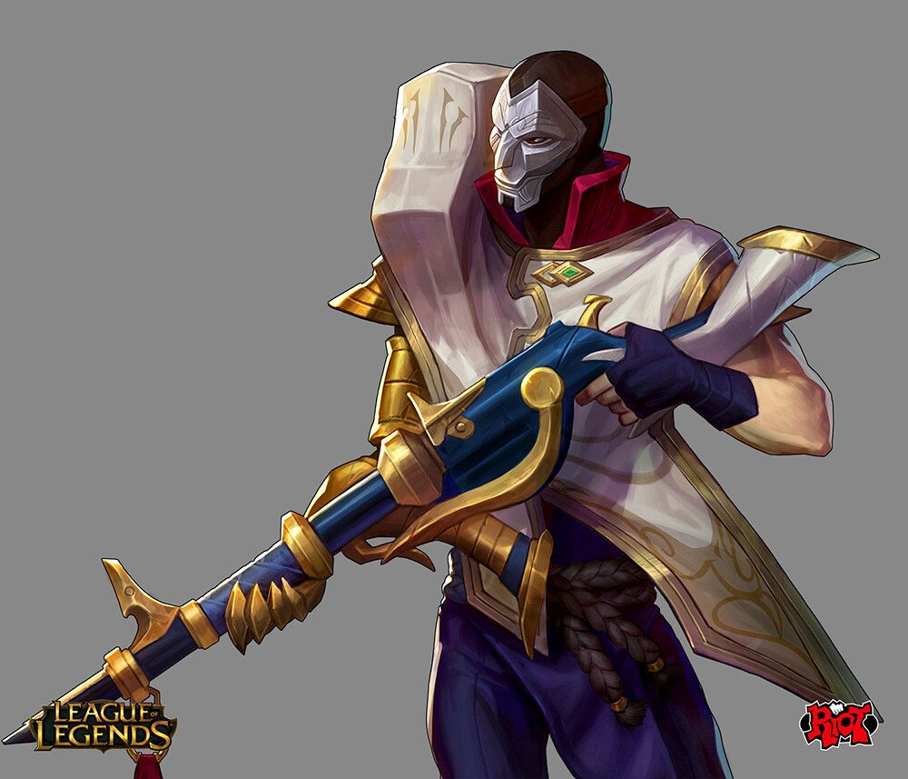 Рисунки League Of Legends (23)