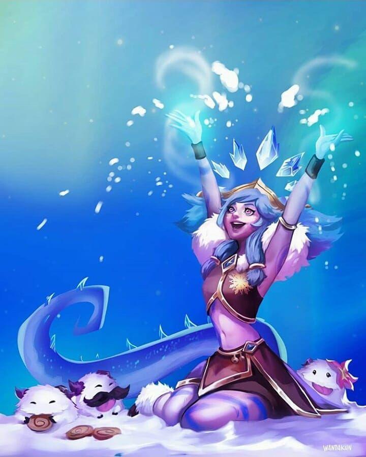 Рисунки League Of Legends (4)